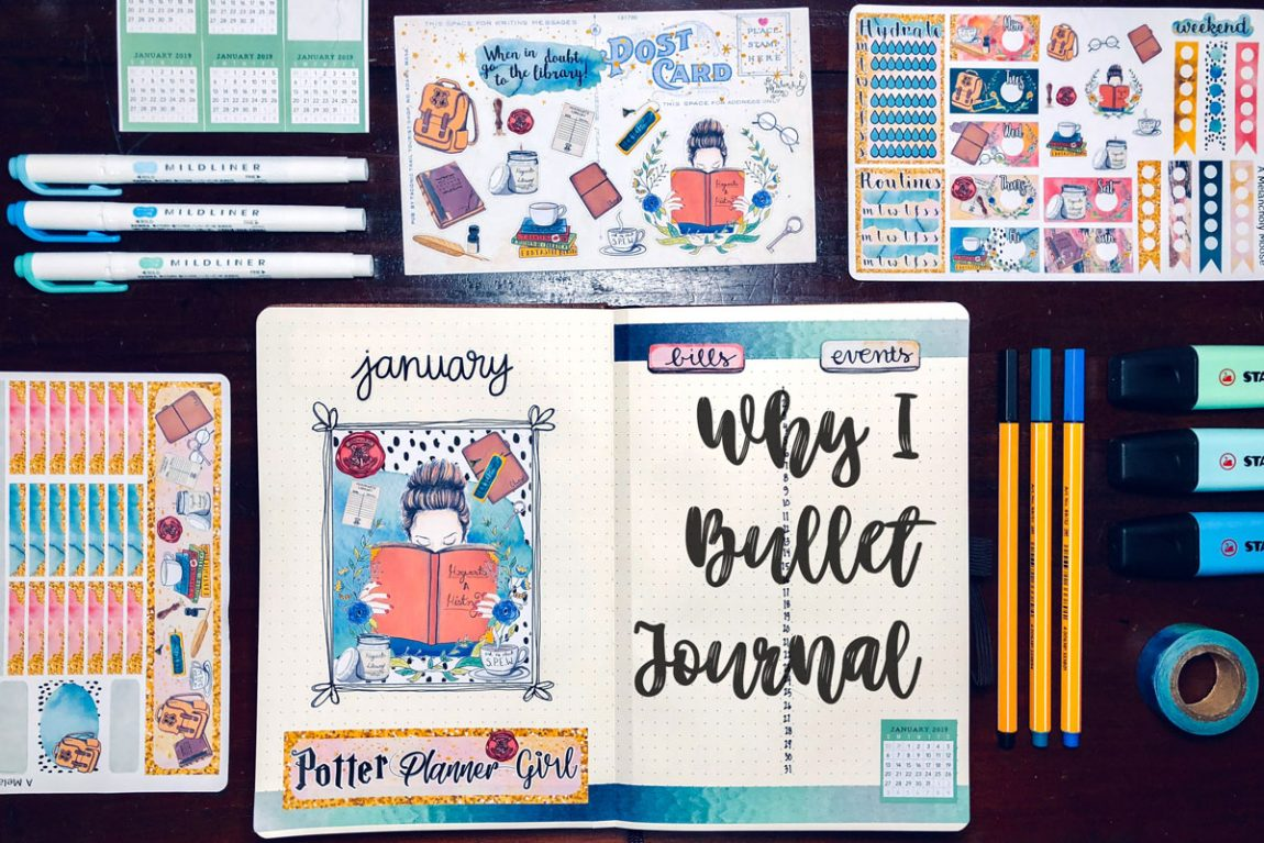 Why I Bullet Journal